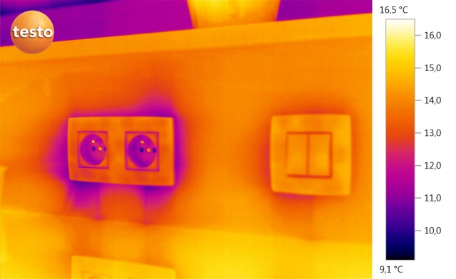 difference entre camera thermique et infrarouge